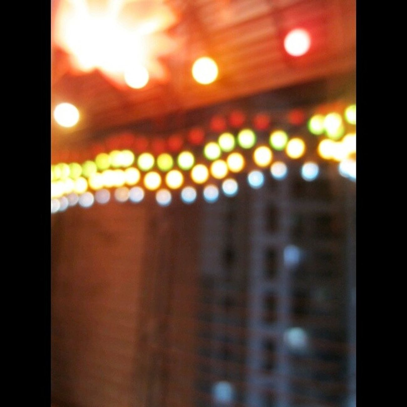 Trying bokeh on digicam