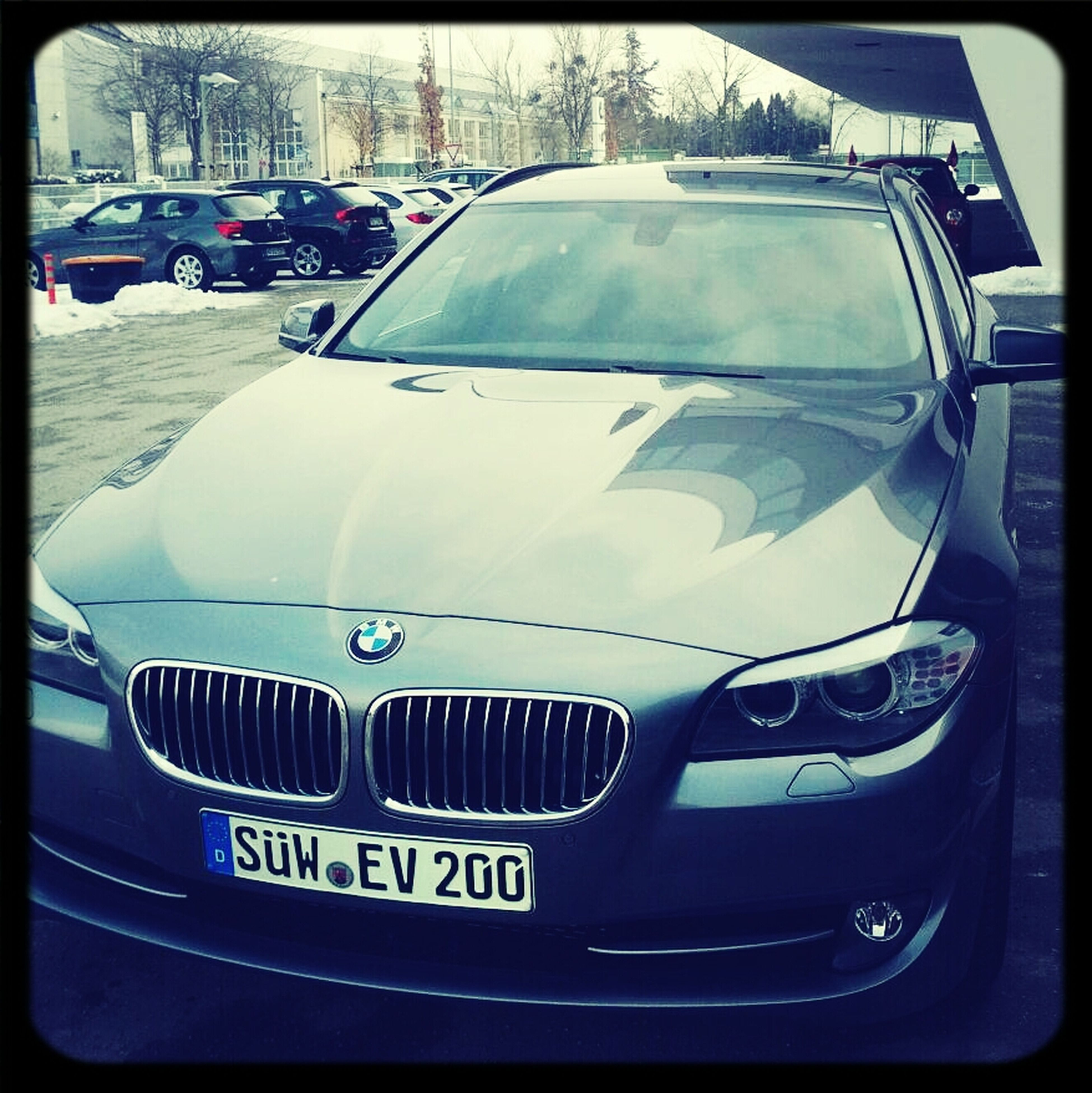 Car of the day: New 5er Touring. #BMW Cars