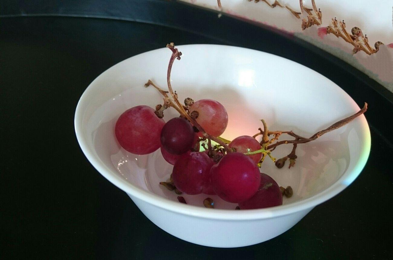 Rainbow Bowl Grapes Healthy Rainbowinabowl