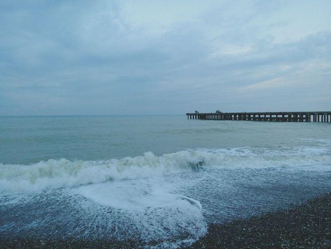 Blacksea Crimea Sea Hello World First Eyeem Photo