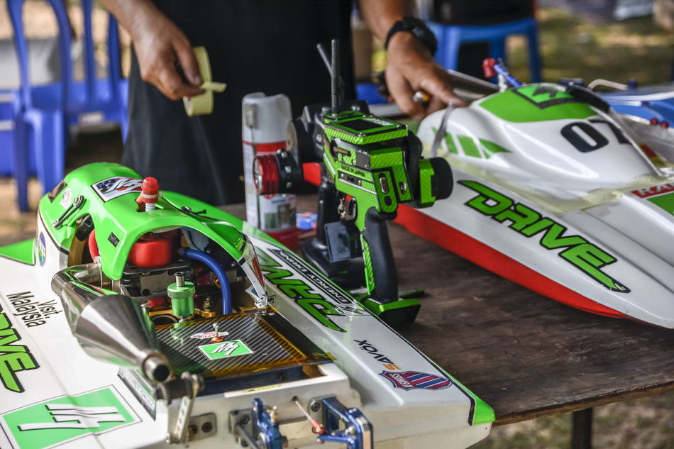 RC remote control boat race with technical highlight Boat Equipment Malaysia Race RC Rc Boat RC Boats Remote Remote Control Selangor Technical