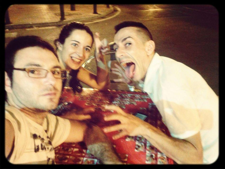 Amigos And Mii Friends Veranito 2014 Alicante