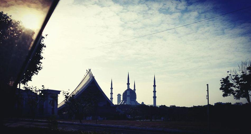 HuaweiP9 Huawei @HUAWEI @P9 P9 Mosque Shah Alam