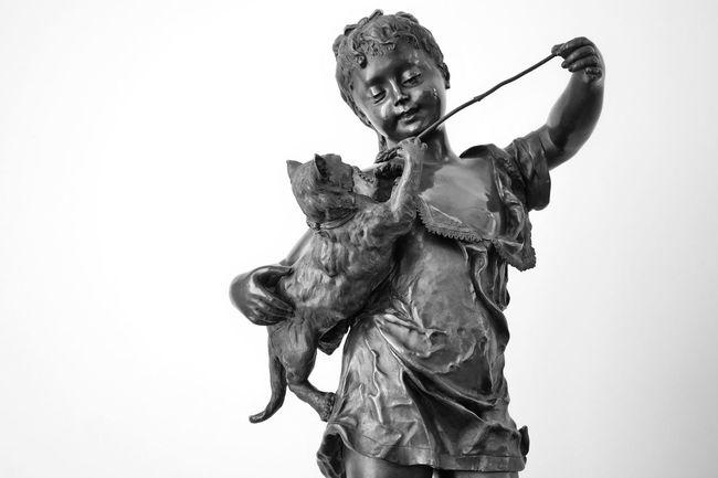 Statue Sculpture Black Photo Spb Emotion Russia Summer Photo Photography Foto First Eyeem Photo