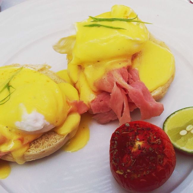 My home made egg benedict