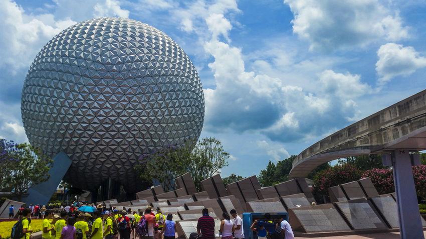 Disney Disney World Epcot Epcot Disney World Florida Mission Space Mission Space At Disney Space