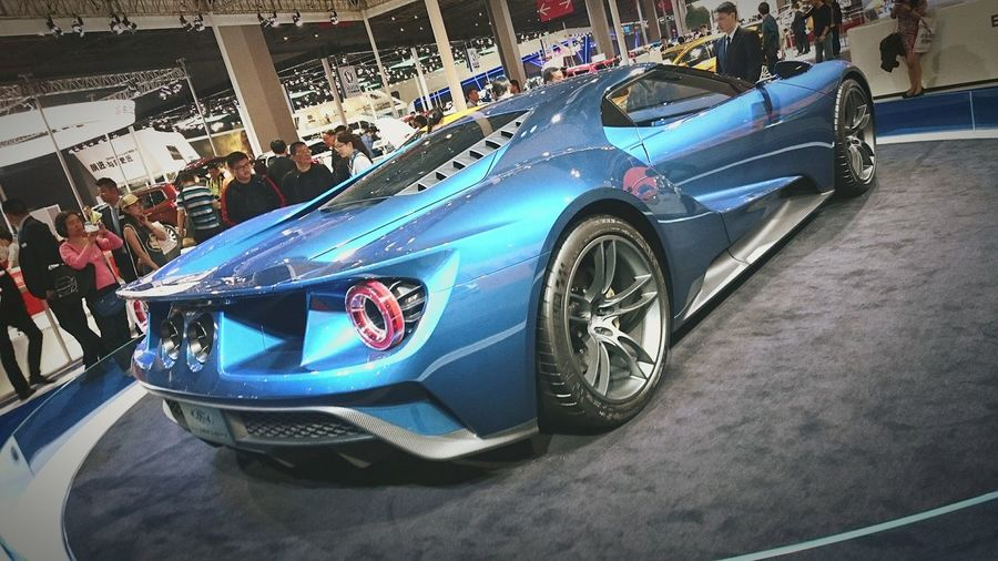 Ford Supercar