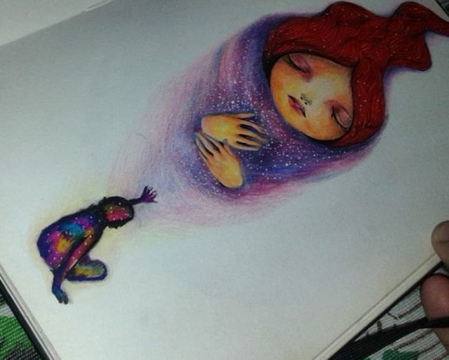 By starlight I'll kiss you And promise to be your one and only I'll make you feel happy And leave you to be lost in mine Doodle Drawing Illustration Sketch Sketch_daily Arts_help Art Artist Art_sanity Artfido Phanasu Unipin Sketchbook Gallery Art_spotlight Instaartist Artspiration Featuregalaxy Artistsdrop Bizaare Spotlightonartists Mysterious_arts Sketch_daily Art_boost Artmg03 _tebo_ art_perspective love illustratenow topdraw