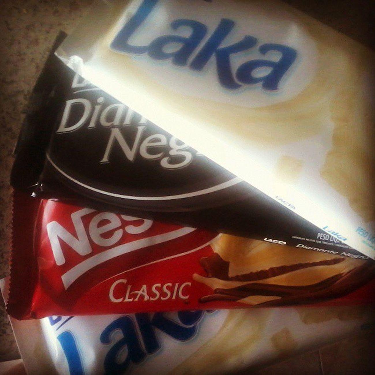 Pascoa, aaah pascoa.. Love Chocolate Chocolover Pascoa Happy Easter Laka Diamantenegro Duo Blackdiamond Lacta Nestle Classic Blackandwhite