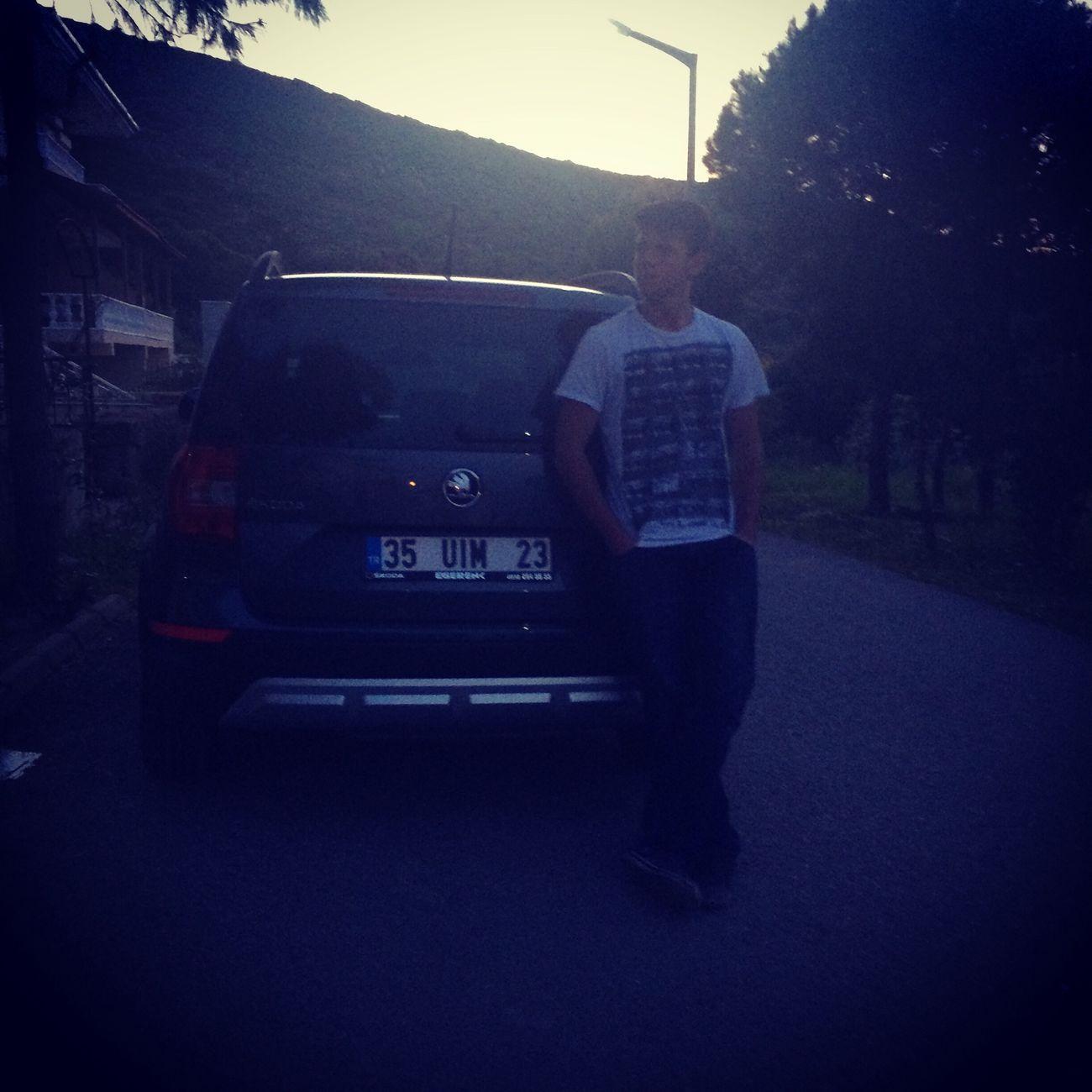 Yeni araba