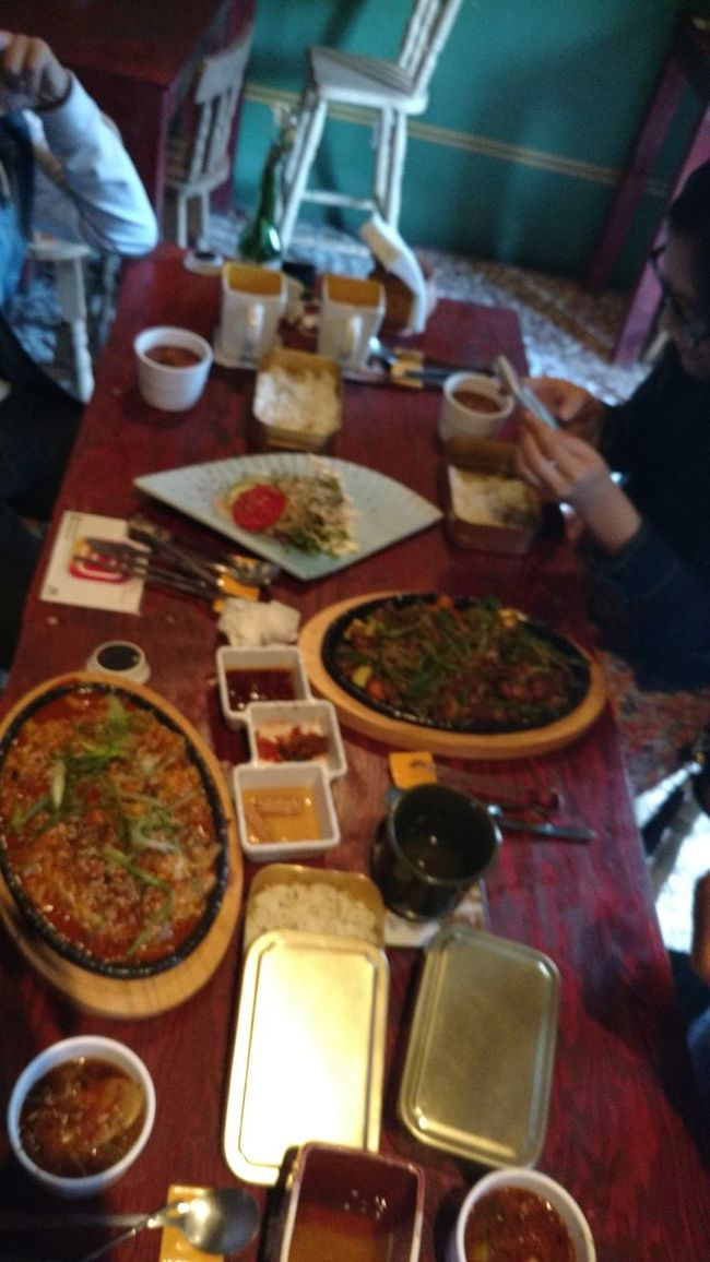 People Together Coreanfood A Good Time Fantastic Four