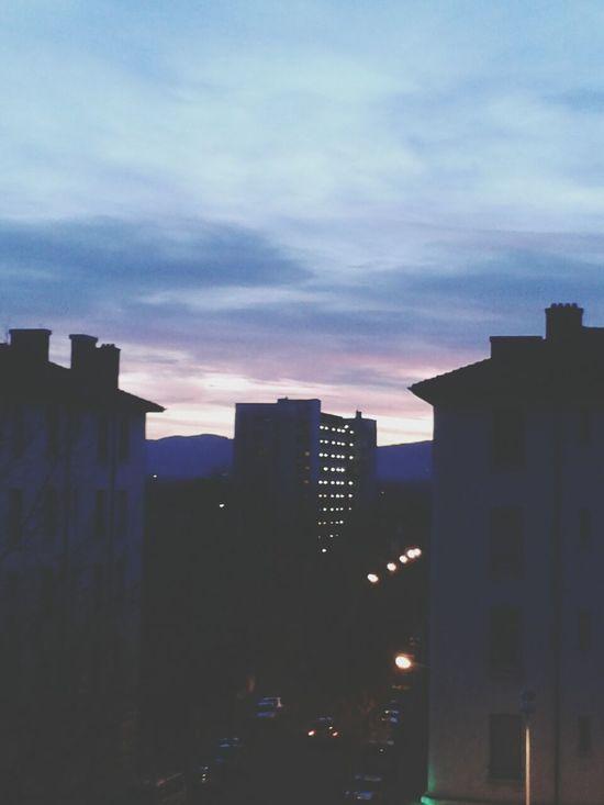 lyon by night Walking Around