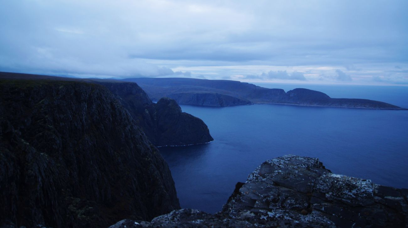 More North at the European kontinent is not possible Nordkapp First Eyeem Photo