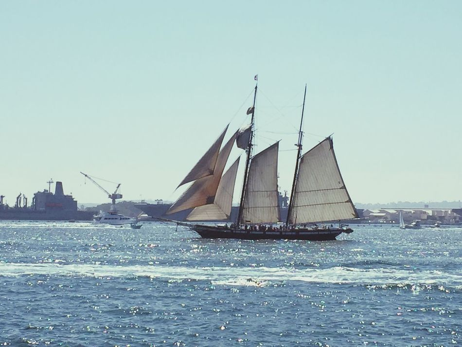 Beautiful stock photos of piraten, Beauty In Nature, Big Ship, Clear Sky, Copy Space