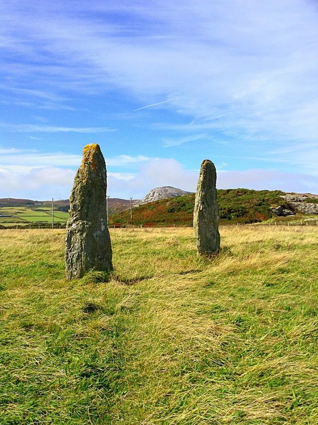 Two Is Better Than One Stones Standing Stones Wales