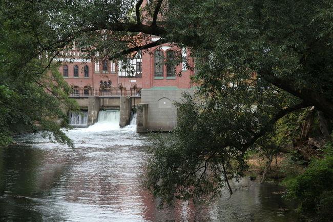 Cottbus Impressionen ... Brandenburg Mühlgraben