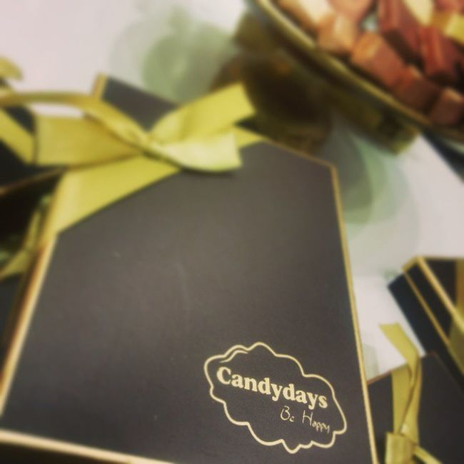 Candydays be Happy  Delicious Chocolate gift simple cute yummy 