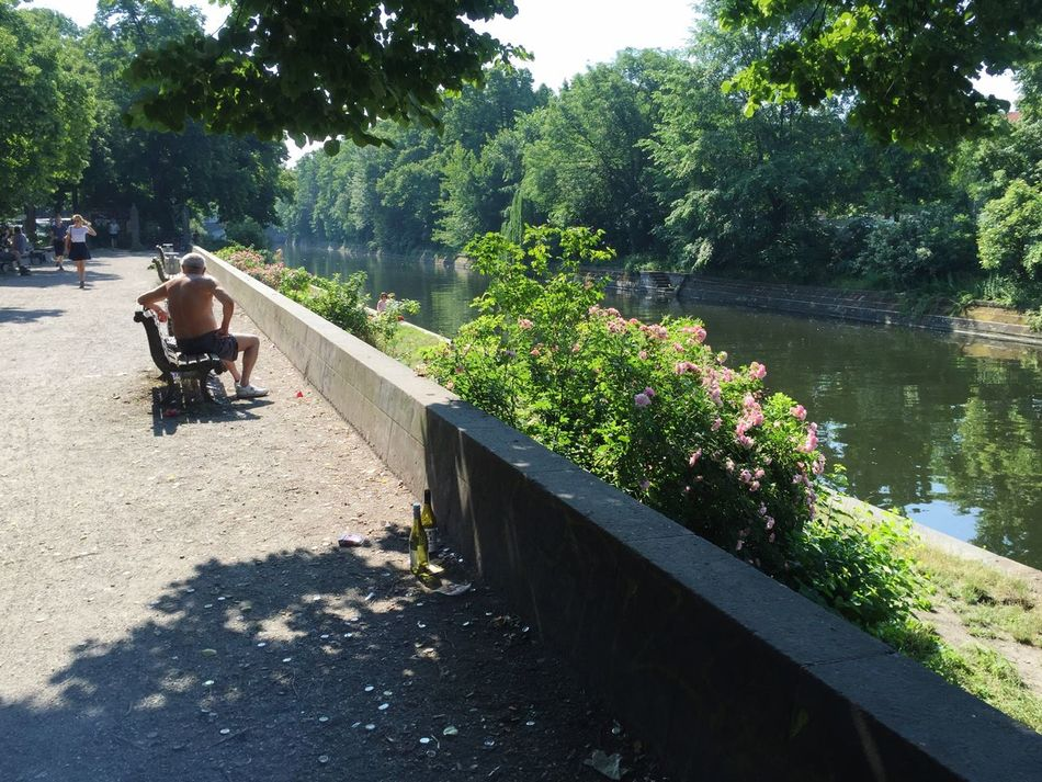 Landwehrkanal Summerinberlin Streetphotography