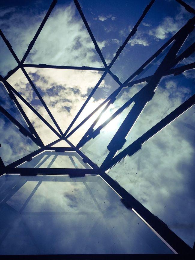 Architecture Sun Sky