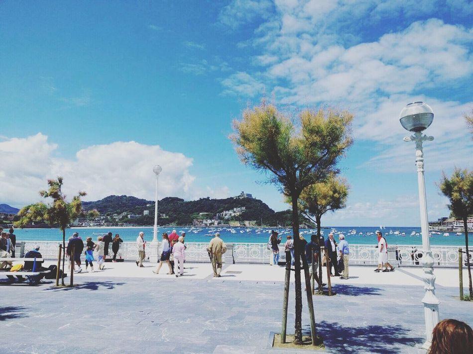 Battle Of The Cities San Sebastian Beach