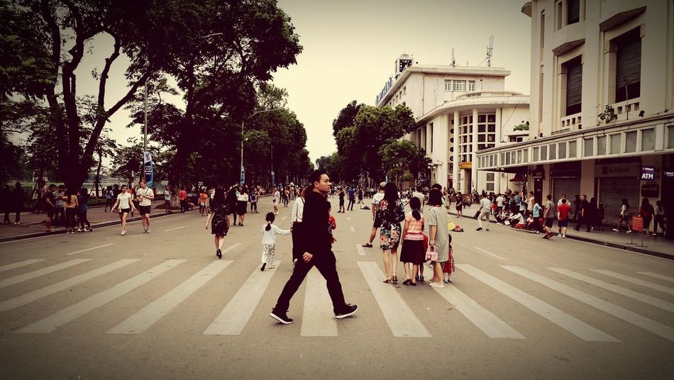Break The Mold Streetphotography Hanoi Vietnam  Moving Outdoors City Street