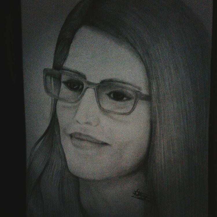 My sketch Pencil Drawing SriLanka Felicity Flash