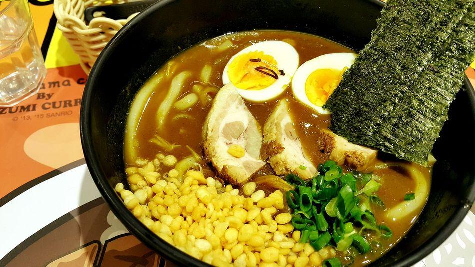 Hongkongfood Currynoodles Gudetama