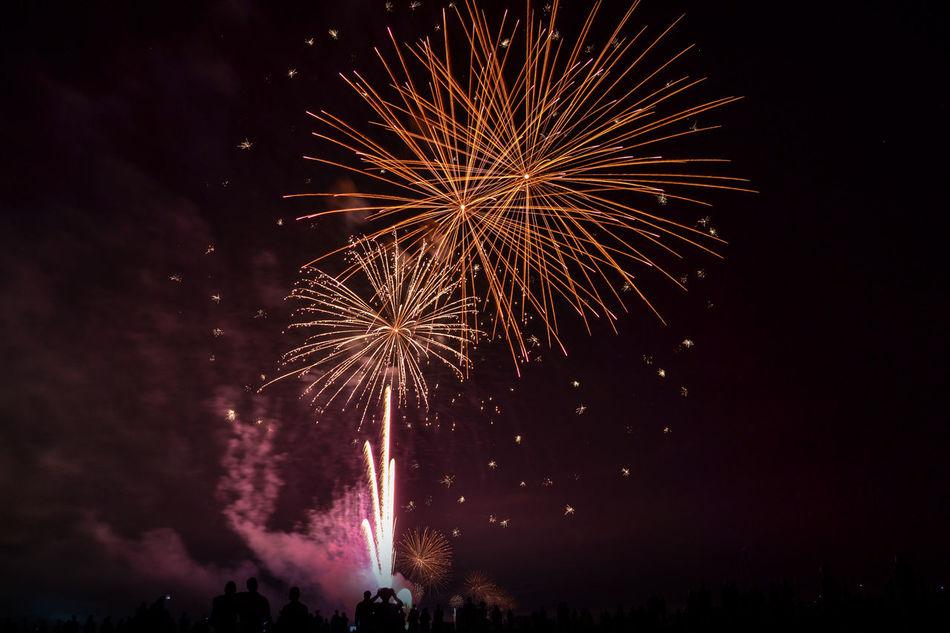 Beach On Fire 2016 on Cavallino Beach Beachonfire Celebration Celebration Event Event Exploding Firework Firework - Man Made Object Firework Display Fireworks Glowing Illuminated Long Exposure Motion Multi Colored Night Sky Sparks Venice