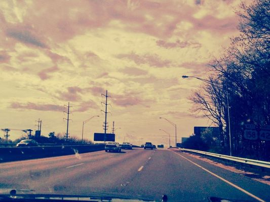 Driving in Winston-Salem by katia~