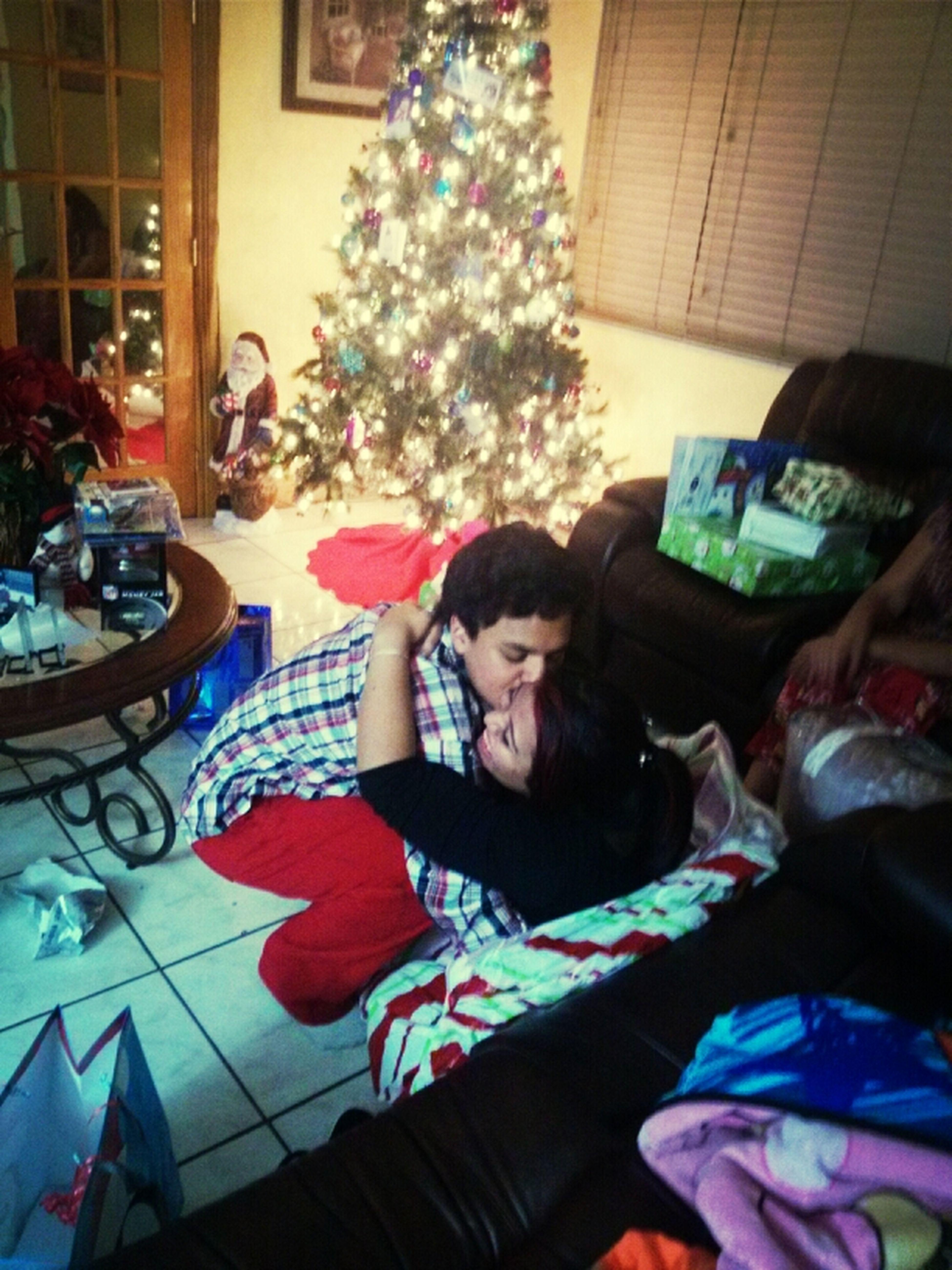 I Was His Present