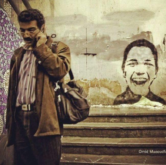 Photo : Omid Masoudfar
