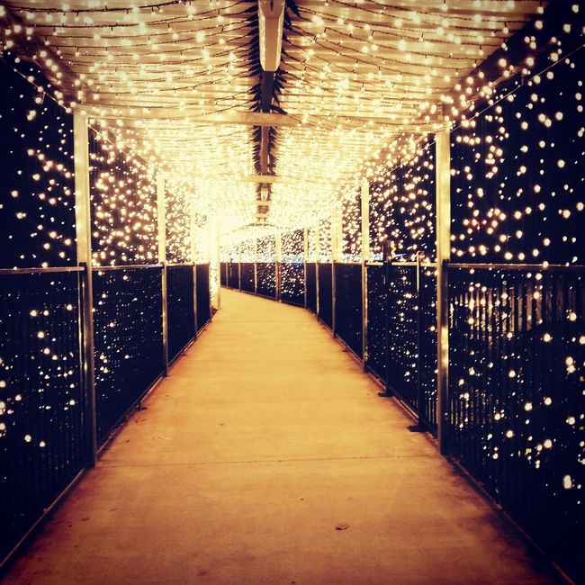 Christmas Around The World Tunnel Of Light Blessed  God Is Good Vscoaustralia Vscocam VSCO Showcase: December