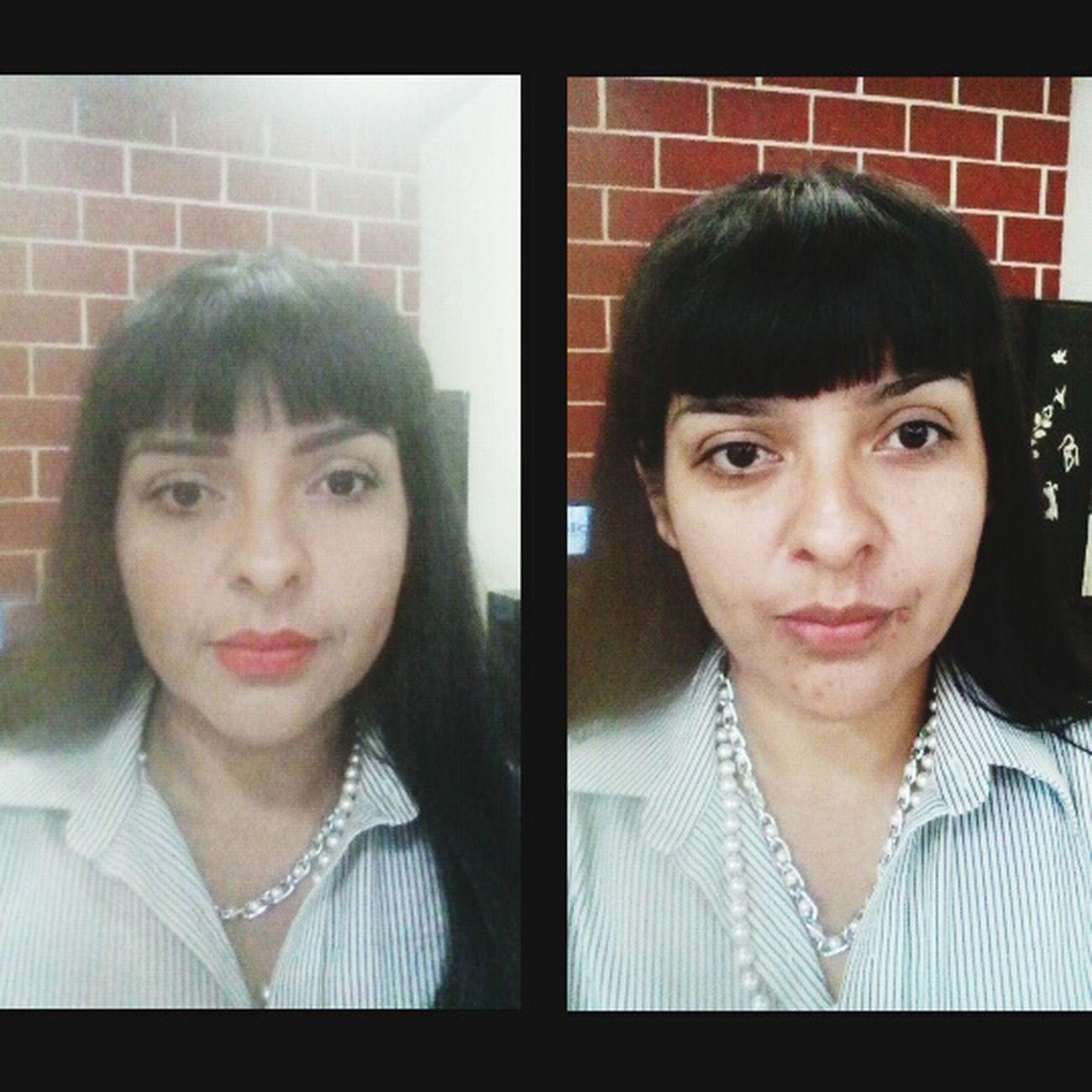 Maquillada o Sinmaquillaje ...