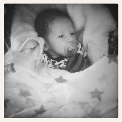 Nephew Jaiden. ~ #cuterthenamf #hesgonnapullallthebitches