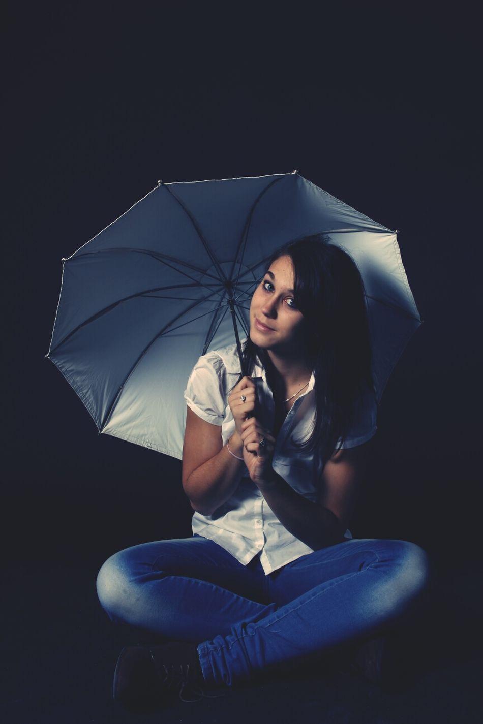 en studio photo Portrait