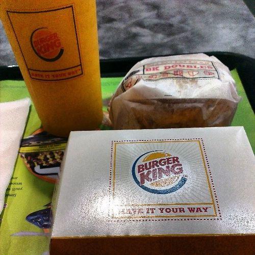 You dig? Eat Burgerking Iifym Flexibledieting singaporeslinging