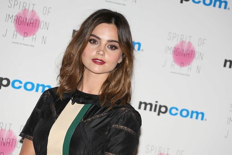 ❤️❤️😍 Jenna Coleman Young Women Beauty One Person Close-up One Woman Only