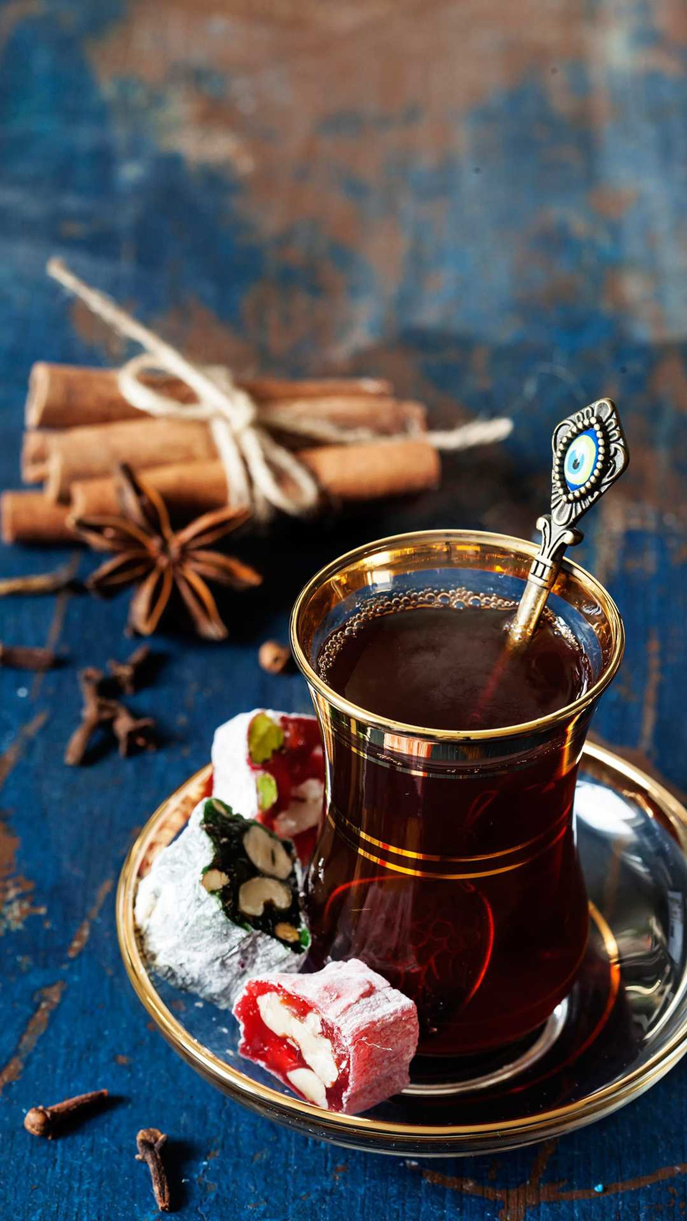 star anise, sweet food, drink, cinnamon, food, tea - hot drink, no people, indoors, close-up