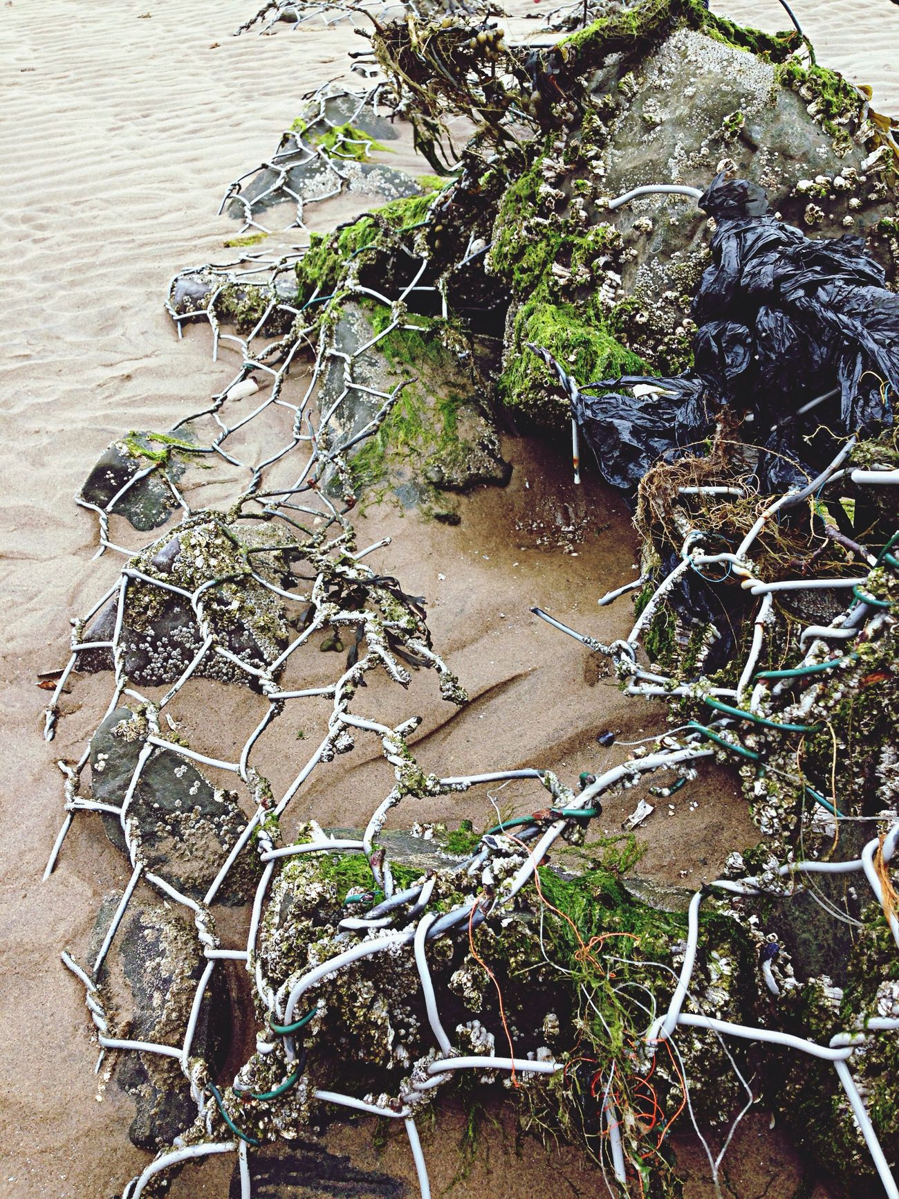 Beach Talacre Beach Urbex Wales