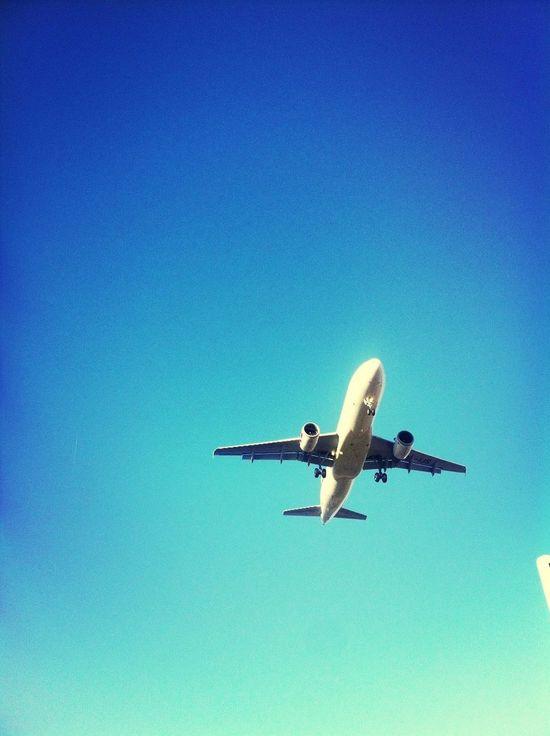 Bajos vuelos.