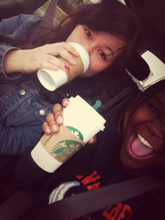 Me And My BFF #StarbucksDate