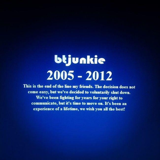 No more torrent downloads... Thanks Btjunkie