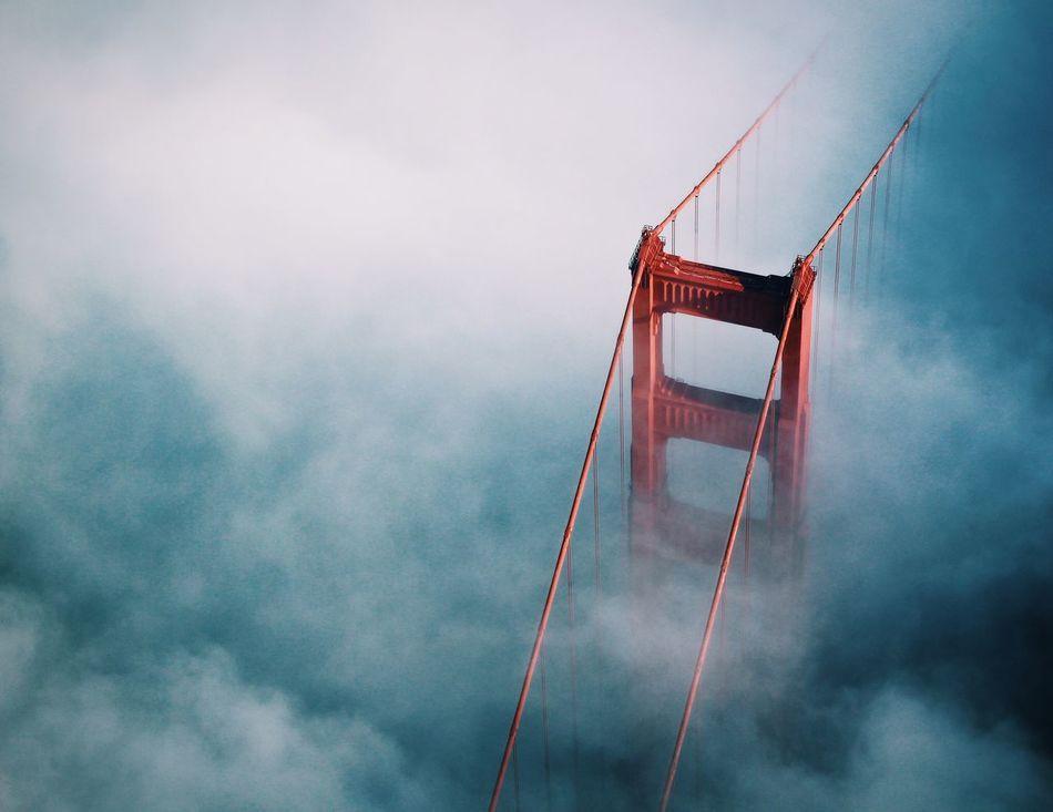 Beautiful stock photos of san francisco,  Beauty In Nature,  Bridge,  California,  Close-Up