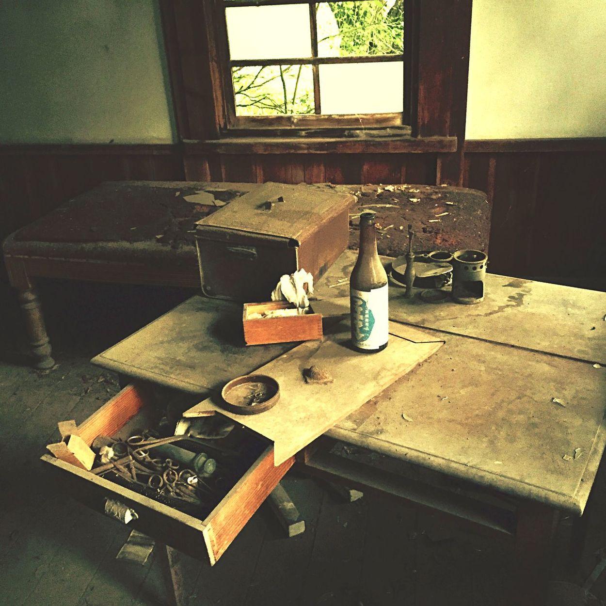 診察室/a consultation room 廃墟 Abandoned Places Abandonedplace Abandon_seekers Ruins DREAMDUST Emo