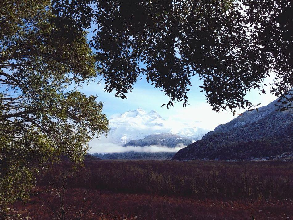 Las tres puntas Escaping Snow San Carlos De Bariloche Cerro Tronador