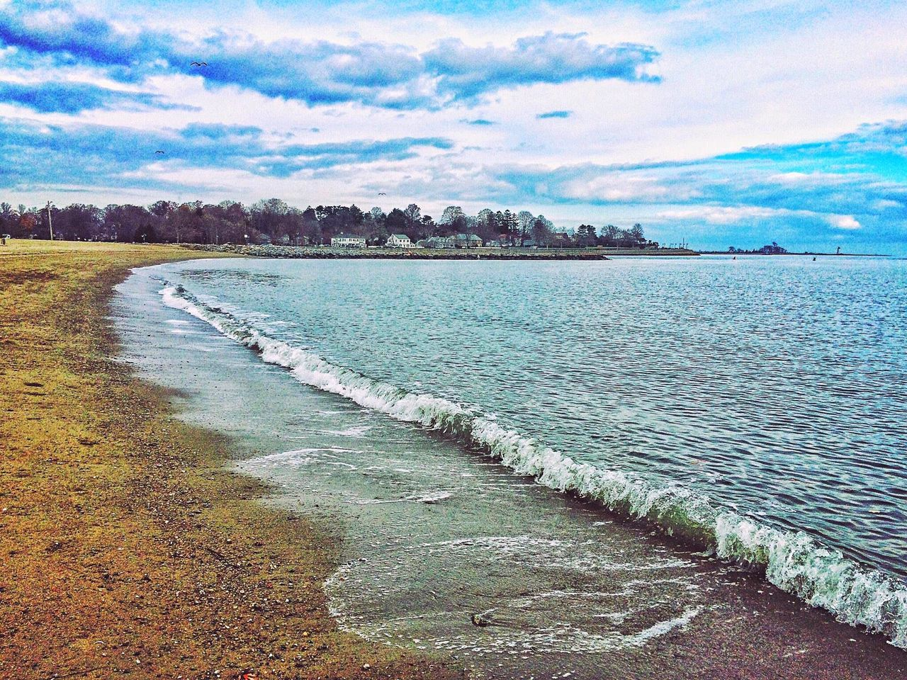 Penfield Beach in Fairfield Connecticut Outdoor Photography Outdoors❤ Outdoors Outside Outside Photography Nature USA IPhone Photography IPhoneography Water Beach Photography Beachphotography Long Island Sound The KIOMI Collection