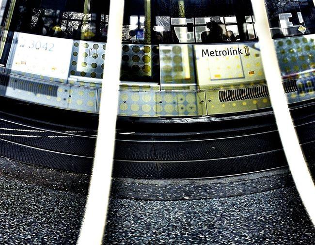 Tram Crossing Tram Crossing Metrolink On The Way Pivotal Ideas