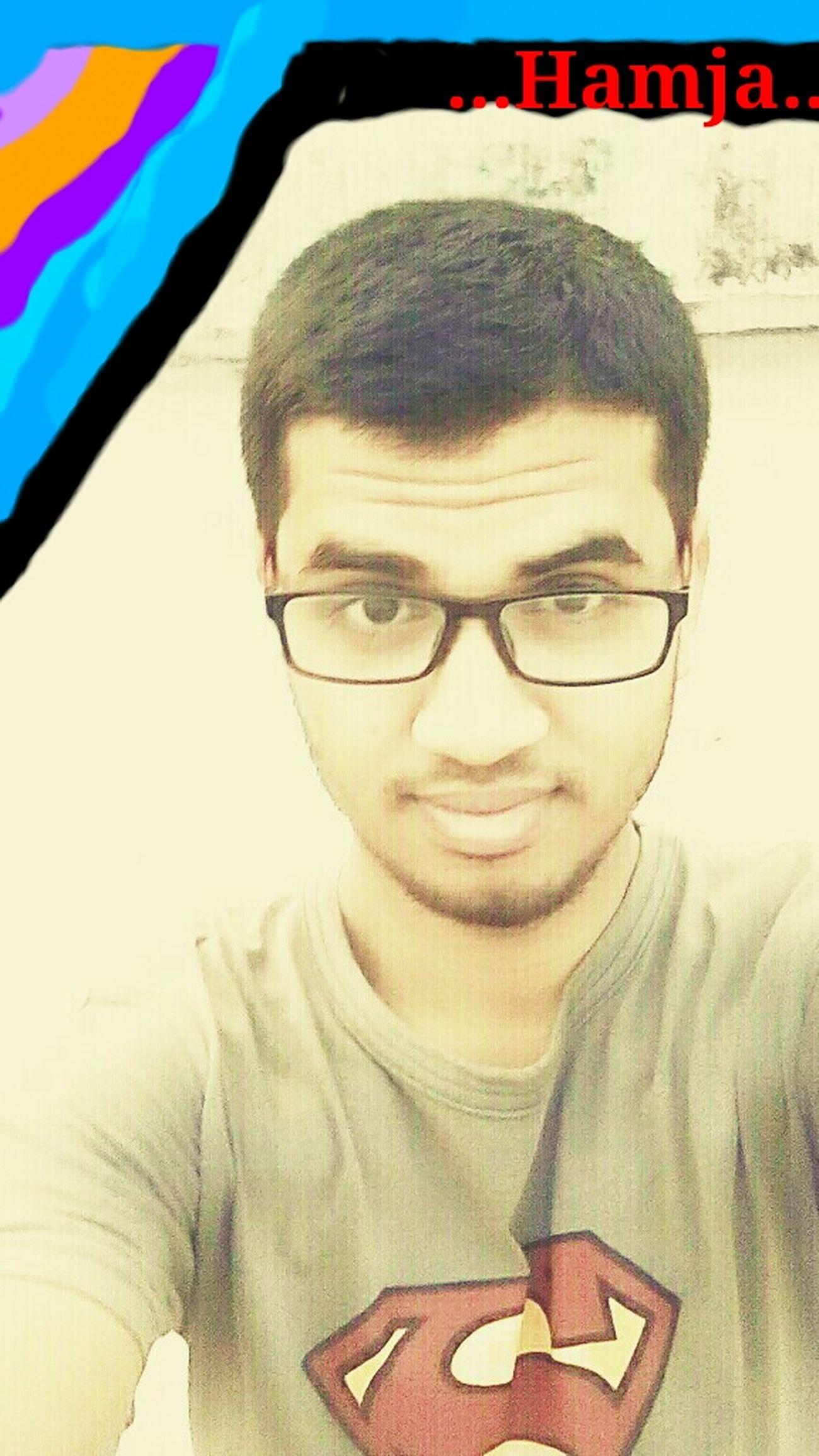 hi,this is me Hamja Mazumder First Eyeem Photo