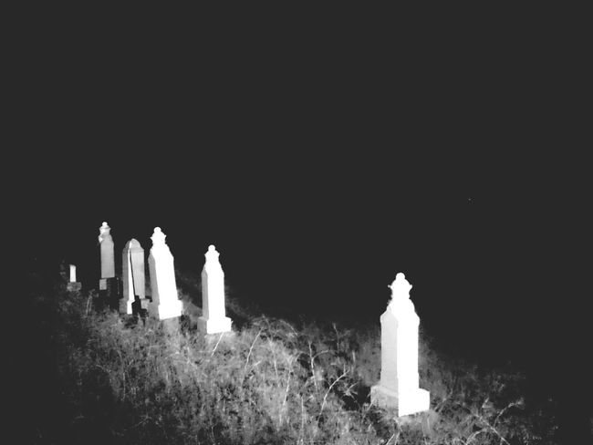 Black Background Dark Night Graveyard No People Rural Oregon Rural Cemetery Grave Yard Graveyard Beauty Graveyeard Creepy Horror Horror Photography