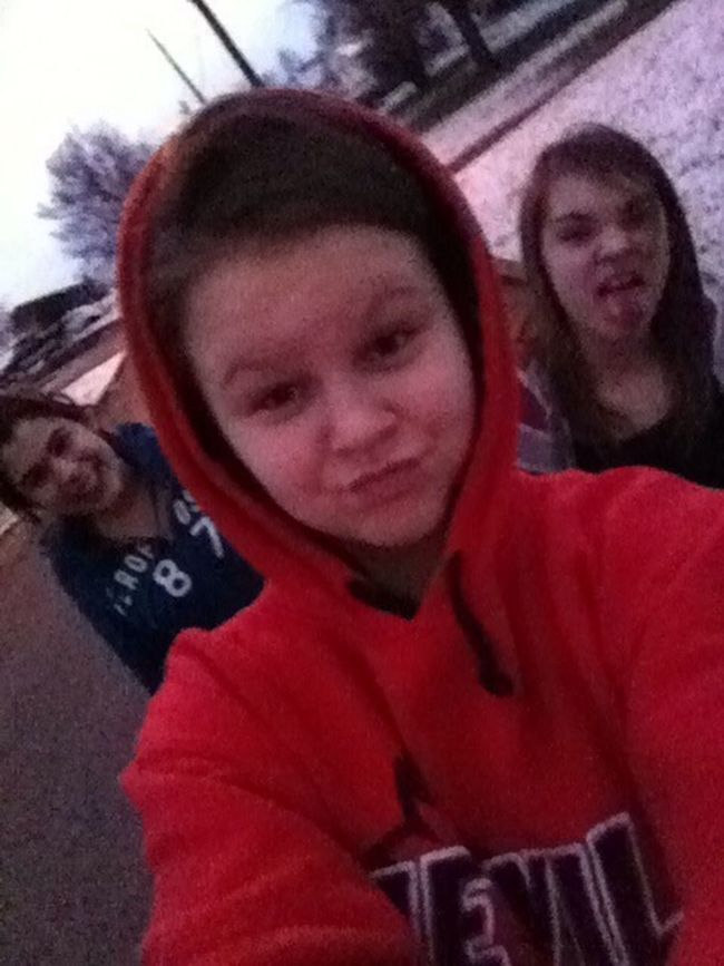 Me And The Main Girls <3